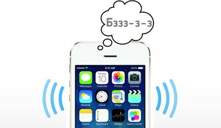 Замена виброзвонка iPhone 5/5c/5s