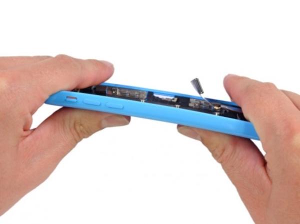Как разобрать айфон видео