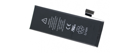 Замена батареи iPhone 5/5s