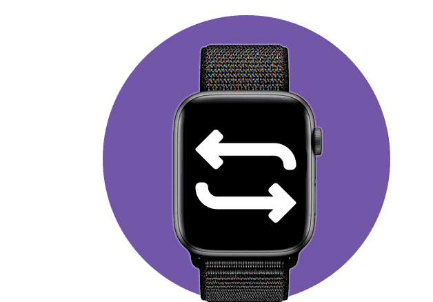Обмен Apple Watch с разбитым экраном на Apple Watch Series 3