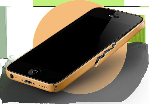 Айфон 4s замена корпуса